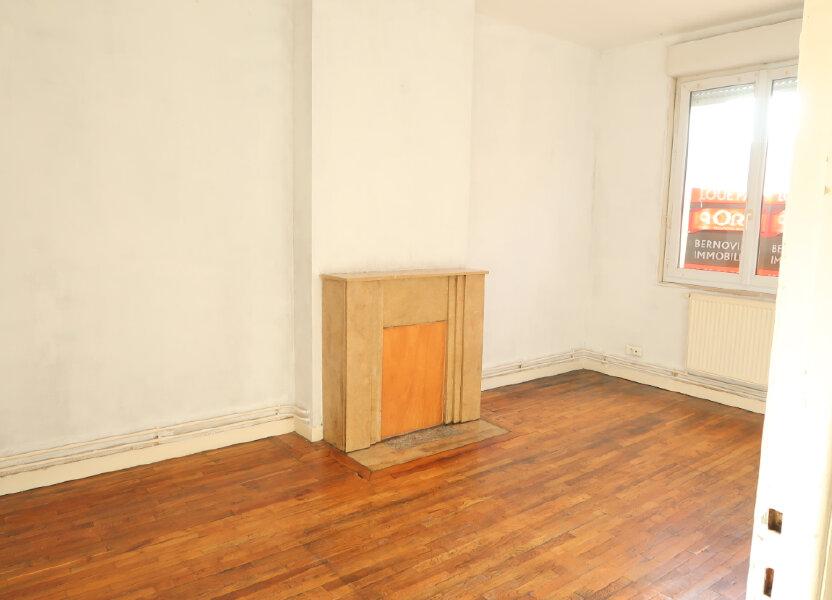 Appartement à louer 53m2 à Saint-Quentin
