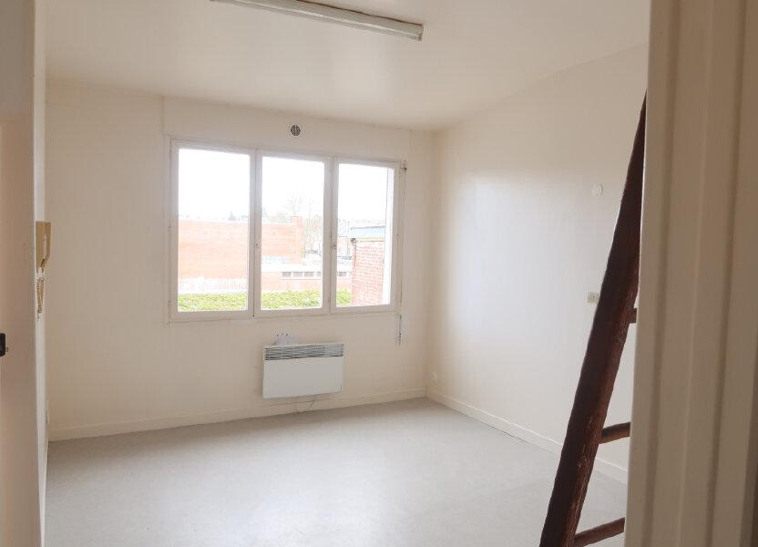 Appartement à louer 21.75m2 à Saint-Quentin