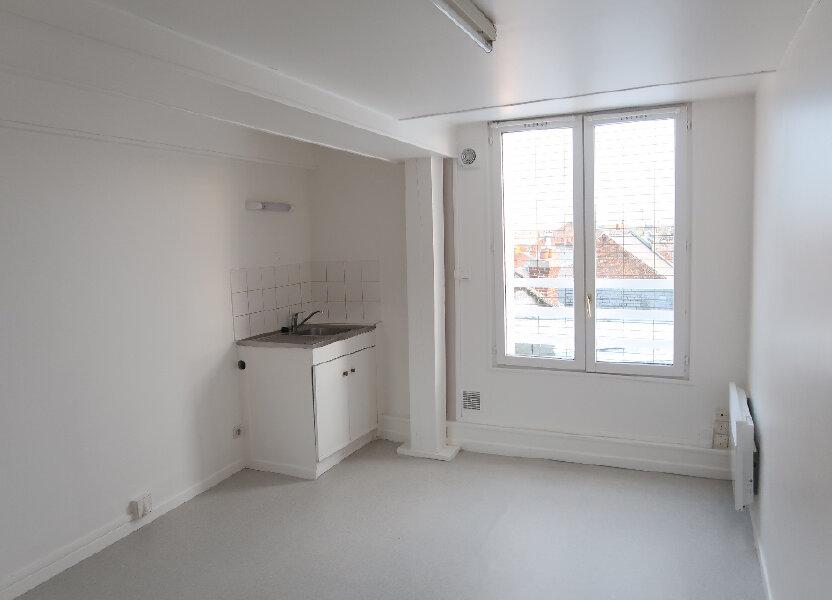 Appartement à louer 17m2 à Saint-Quentin