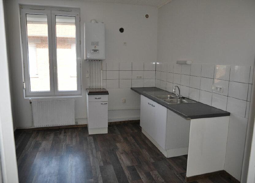 Appartement à louer 56.57m2 à Saint-Quentin