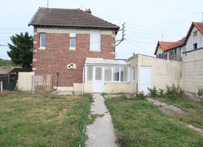 Maison à louer 75m2 à Saint-Quentin
