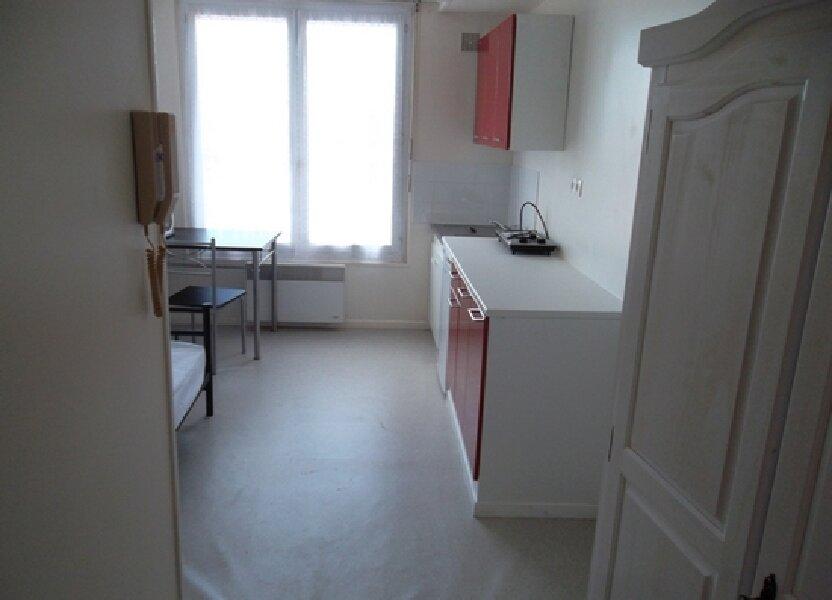 Appartement à louer 16.89m2 à Saint-Quentin