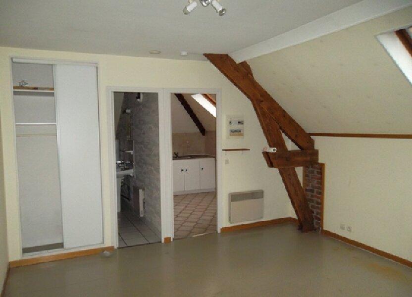 Appartement à louer 30m2 à Saint-Quentin