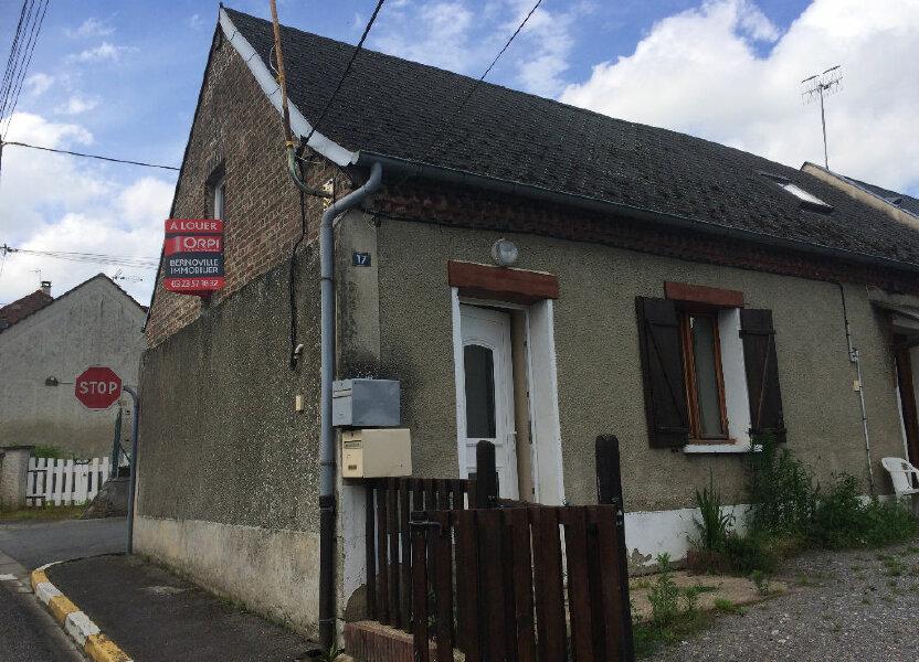 Maison à louer 41m2 à Danizy