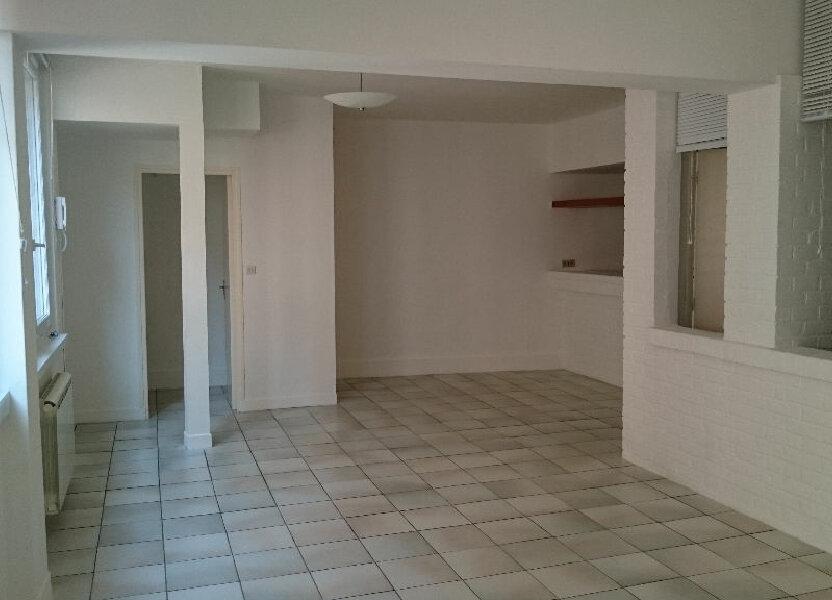Appartement à louer 56m2 à Saint-Quentin