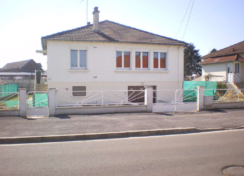 Maison à louer 76m2 à Tergnier