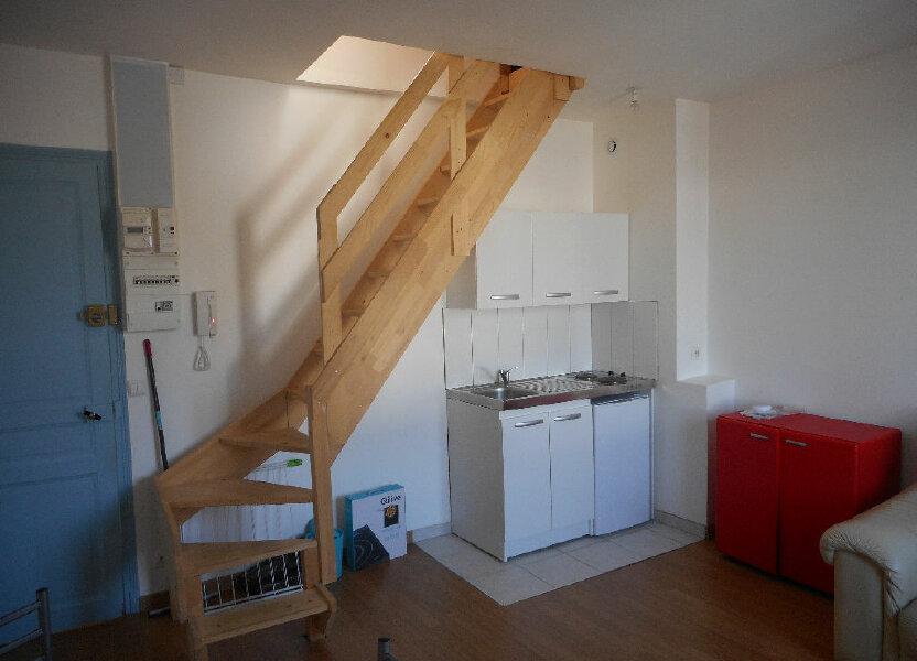 Appartement à louer 26.4m2 à Amiens
