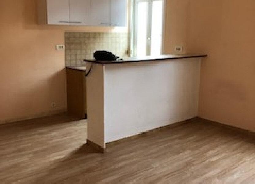 Appartement à louer 40.53m2 à Saint-Quentin