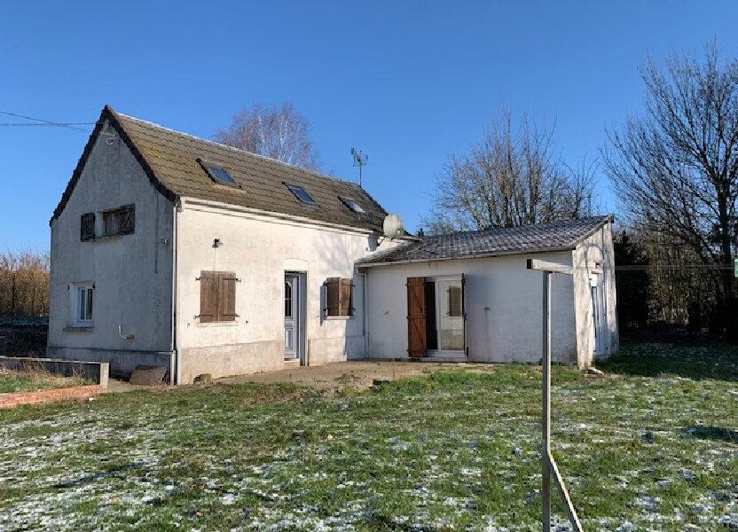 Maison à louer 79m2 à Jeancourt