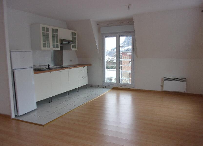 Appartement à louer 60m2 à Saint-Quentin