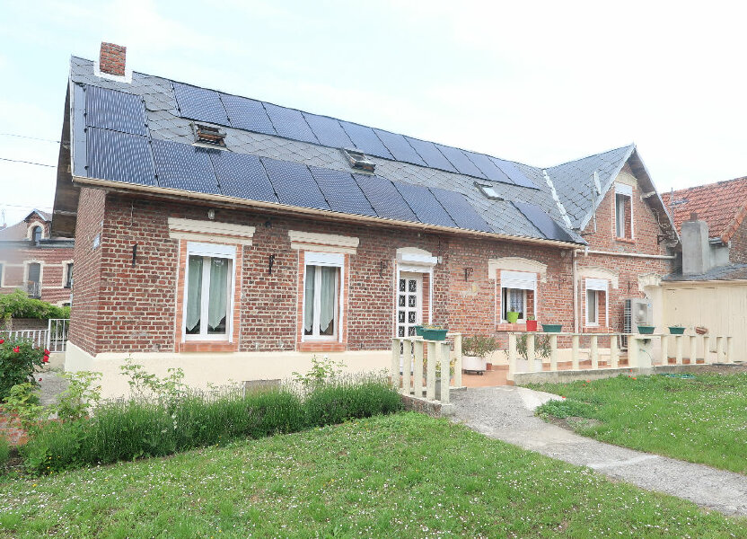 Maison à vendre 120m2 à Hargicourt