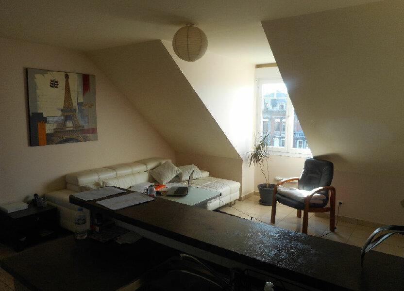 Appartement à louer 77.43m2 à Amiens