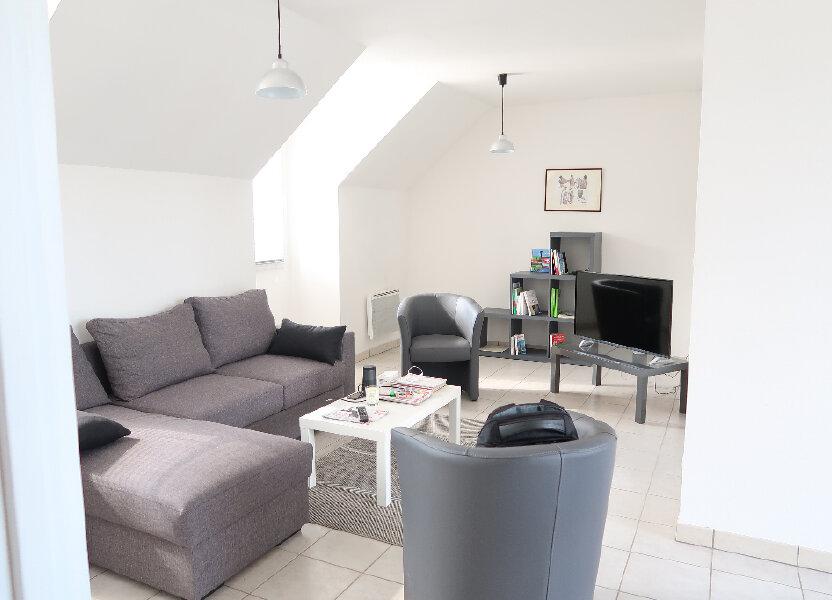 Appartement à louer 54.8m2 à Saint-Quentin