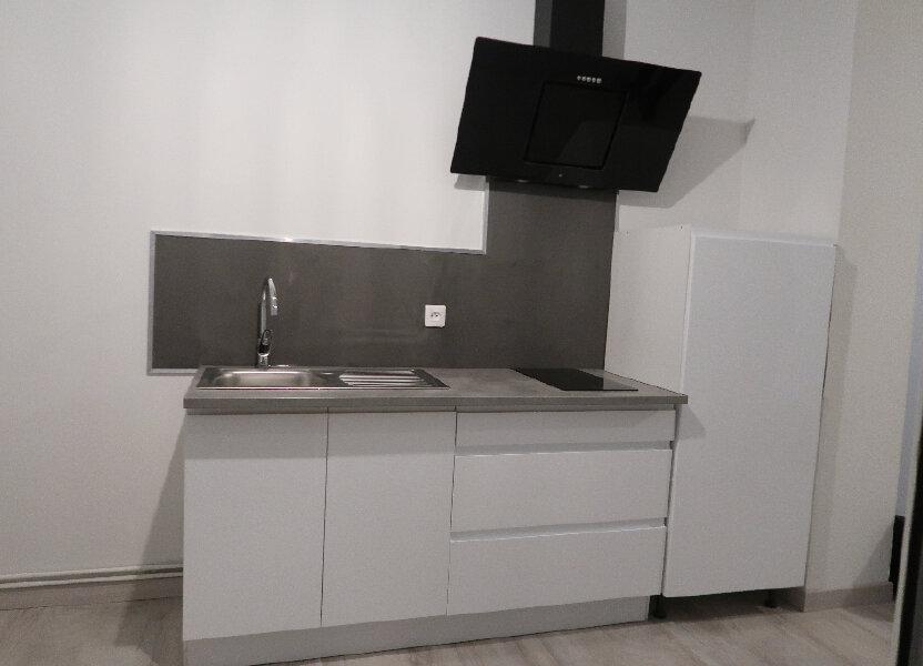 Appartement à louer 38m2 à Saint-Quentin