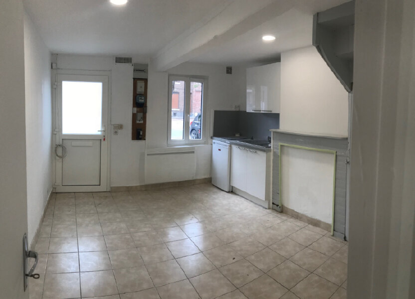 Maison à louer 30m2 à Amiens