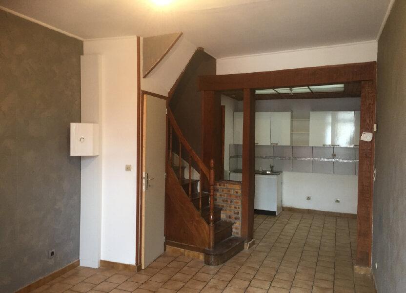Maison à louer 40m2 à Amiens