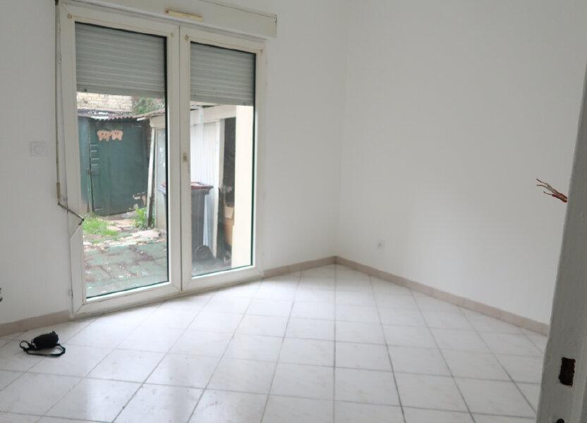 Appartement à louer 30.42m2 à Saint-Quentin