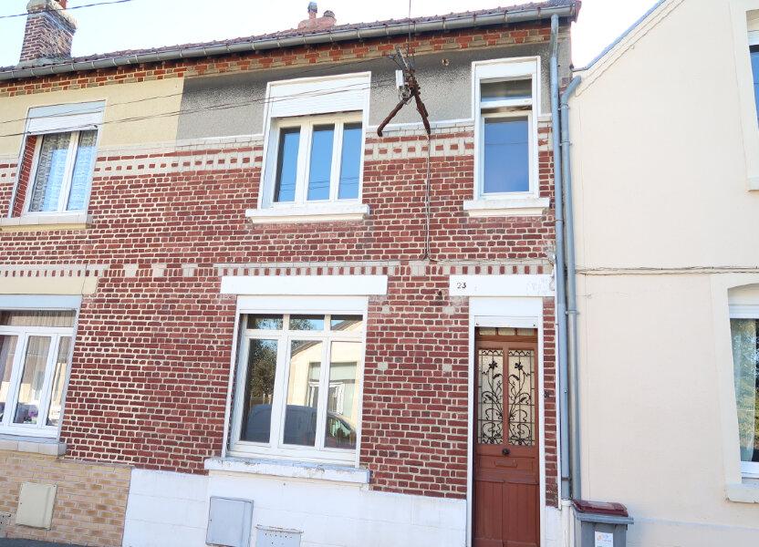 Maison à vendre 93m2 à Saint-Quentin
