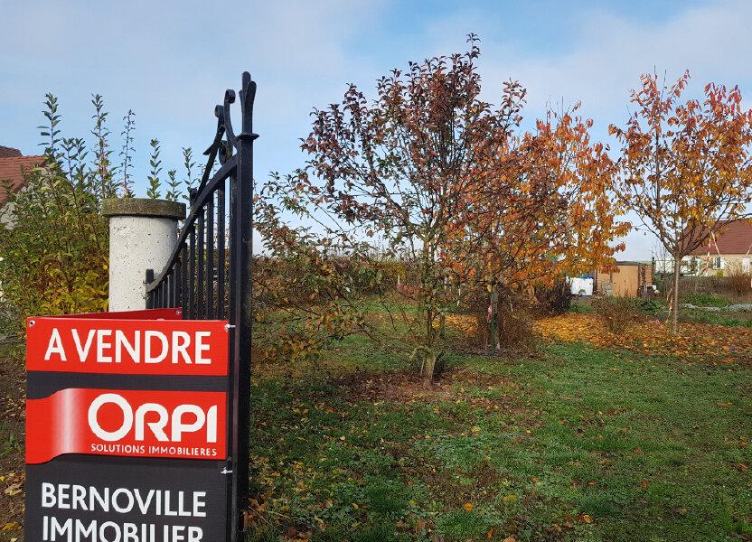 Terrain à vendre 606m2 à Nouvion-et-Catillon
