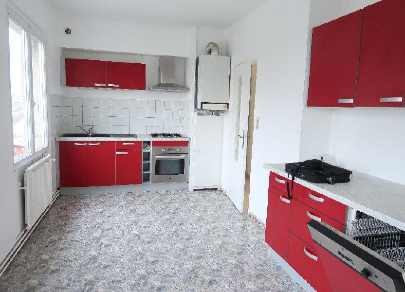 Appartement à louer 73m2 à Saint-Quentin