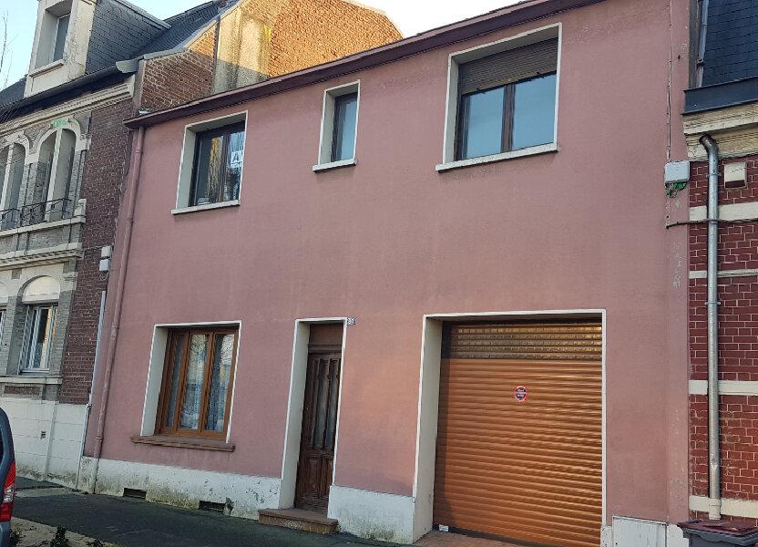 Maison à vendre 135m2 à Saint-Quentin