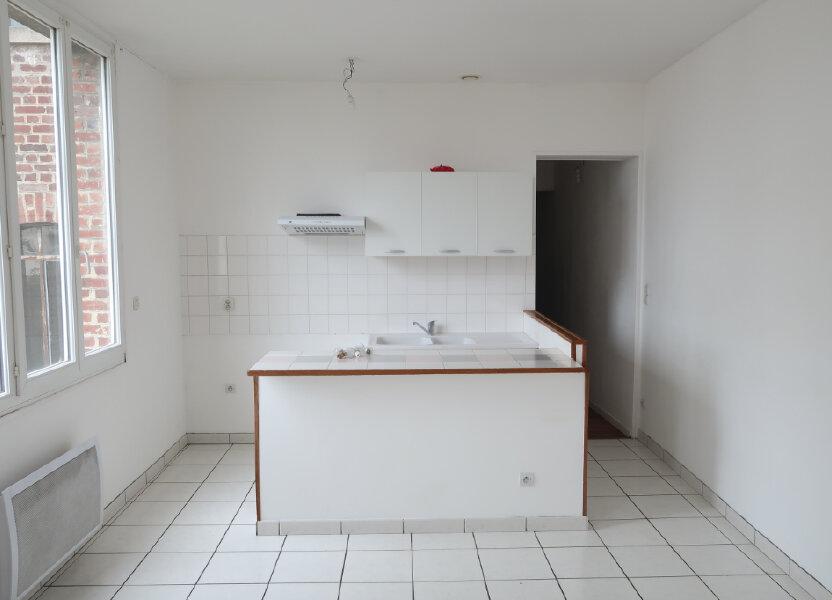 Appartement à louer 51.7m2 à Saint-Quentin
