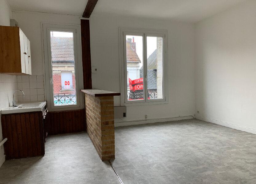 Appartement à louer 43m2 à Tergnier