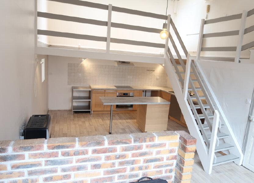 Appartement à louer 75m2 à Saint-Quentin