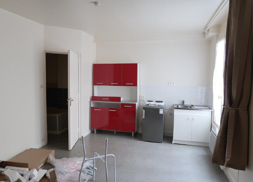 Appartement à louer 20m2 à Saint-Quentin