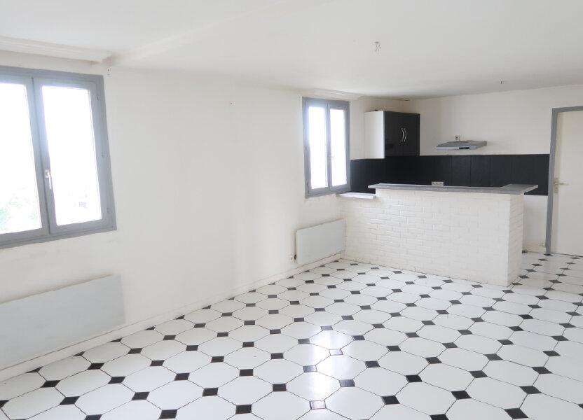 Appartement à louer 54m2 à Saint-Quentin