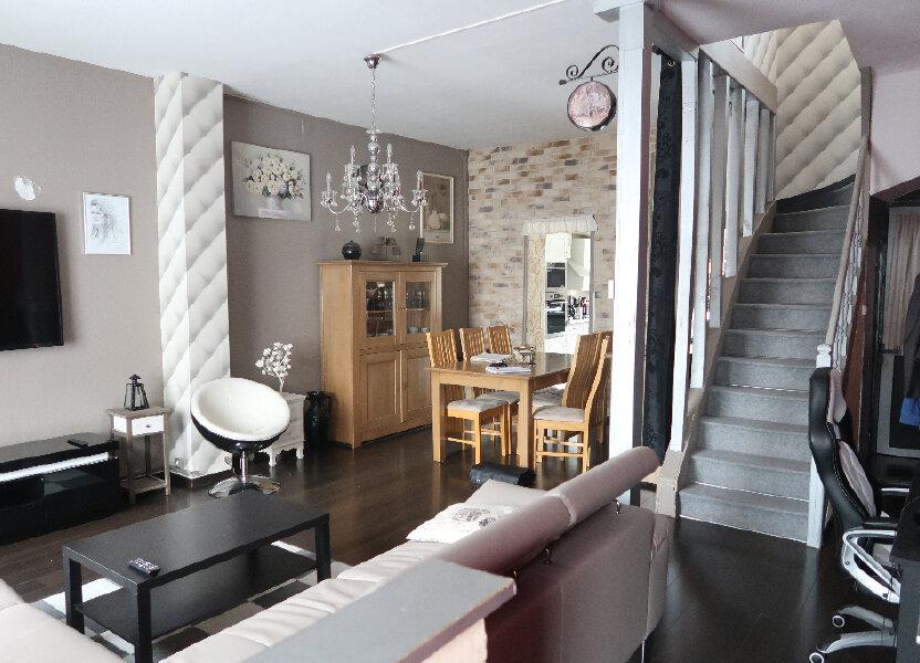 Maison à vendre 110m2 à Saint-Quentin