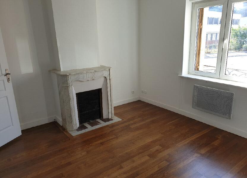 Appartement à louer 36.78m2 à Saint-Quentin