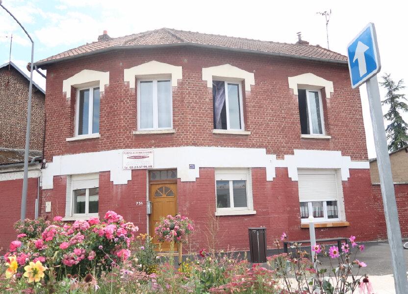 Maison à vendre 119m2 à Tergnier