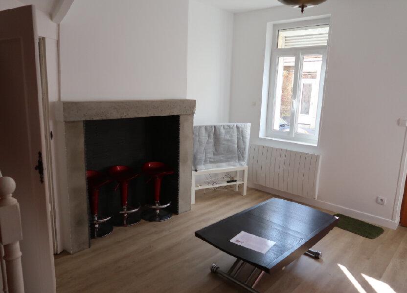Maison à louer 60m2 à Amiens