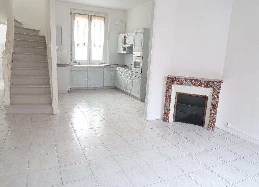 Maison à louer 78m2 à Saint-Quentin