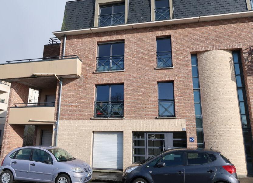 Stationnement à louer 14m2 à Amiens