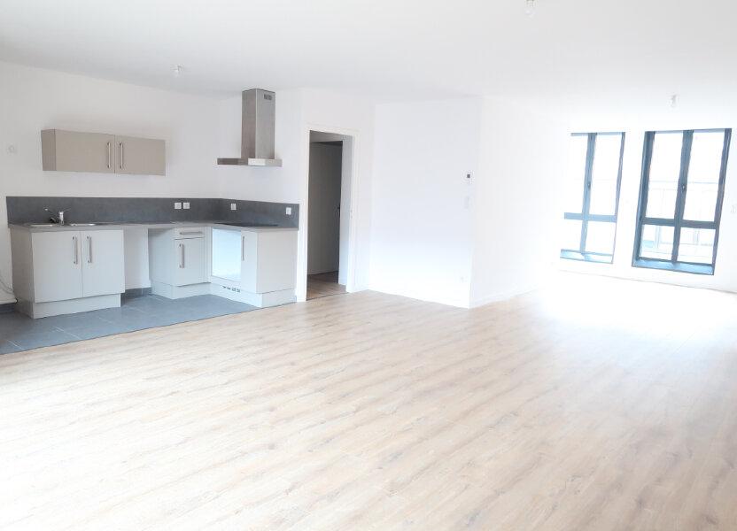 Appartement à louer 113.75m2 à Saint-Quentin