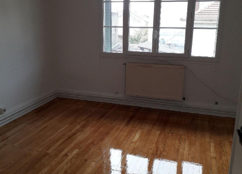 Appartement à louer 52m2 à Fontaine