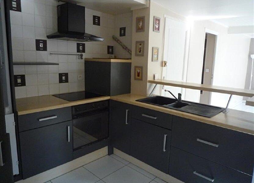Appartement à louer 55m2 à Tullins