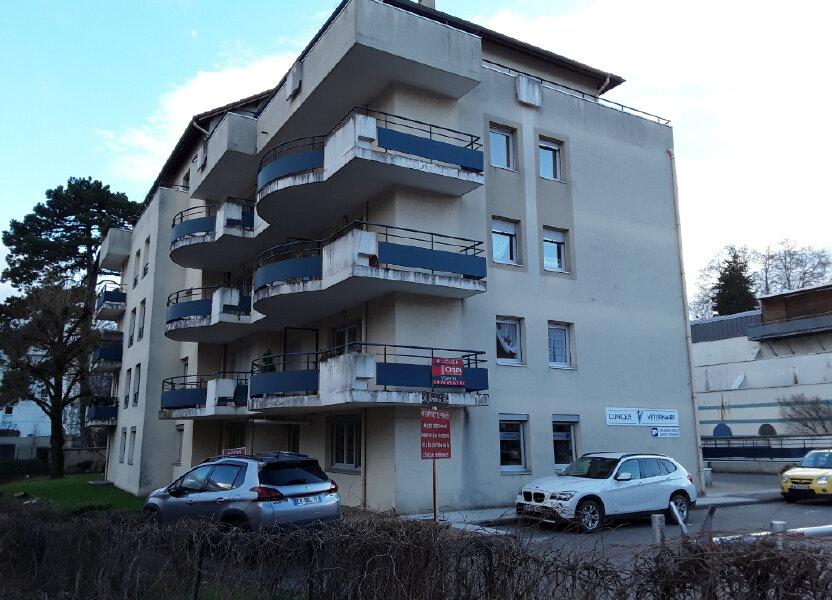 Appartement à louer 50m2 à Voiron