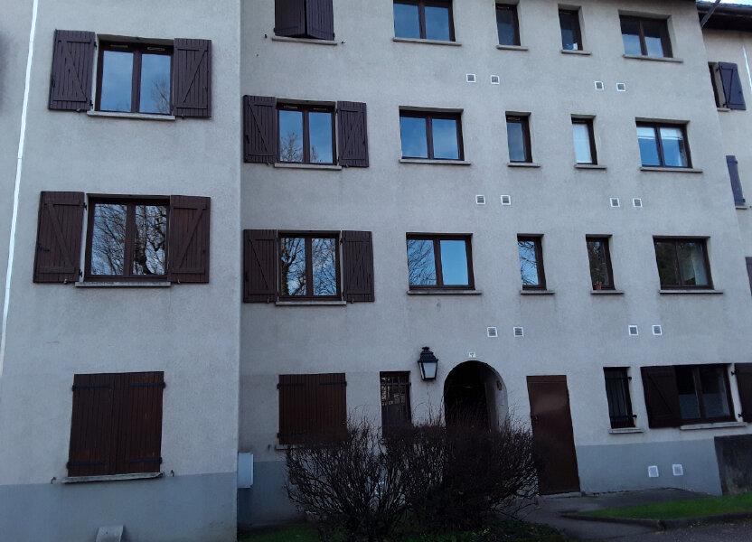 Appartement à louer 81m2 à Moirans