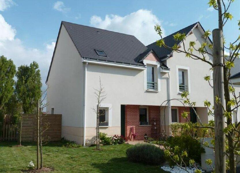 Maison à louer 86.89m2 à Saint-Hilaire-Saint-Mesmin