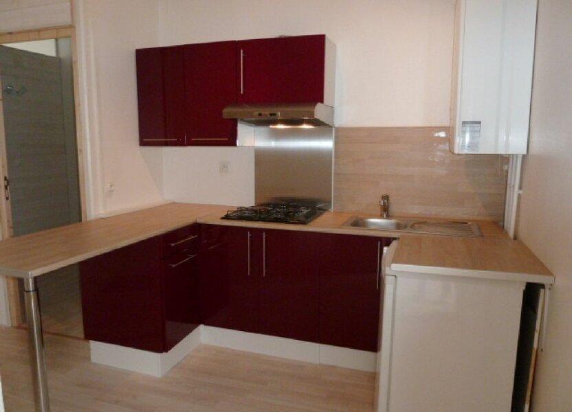 Appartement à louer 34m2 à Orléans