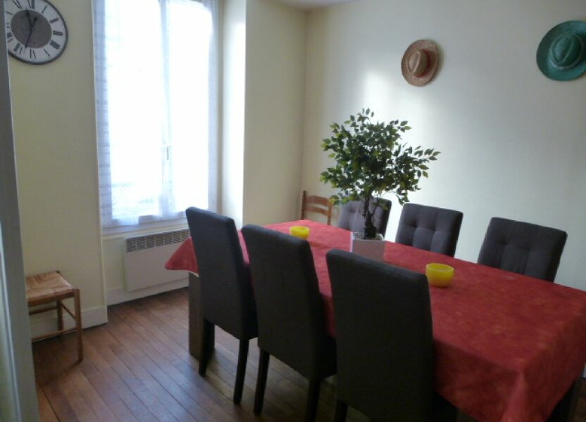 Appartement à louer 50.1m2 à Orléans