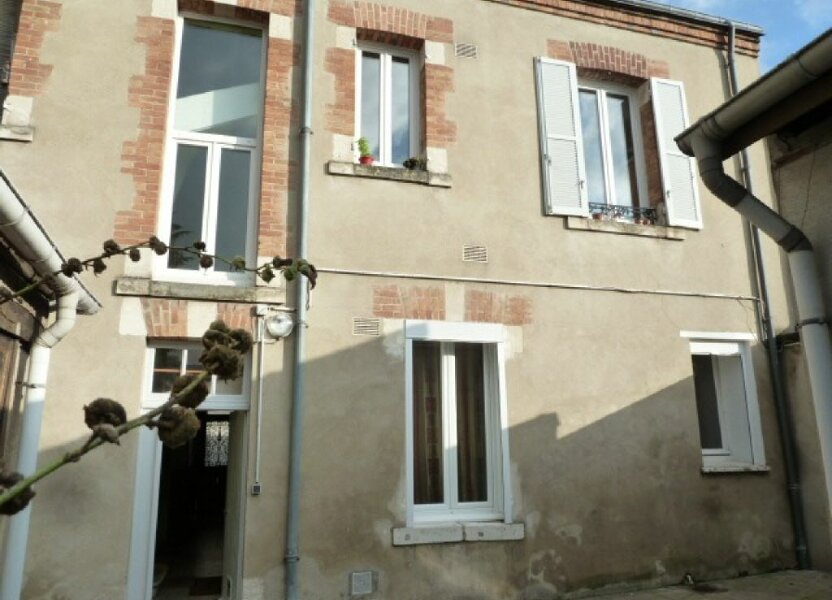 Appartement à louer 39m2 à Orléans