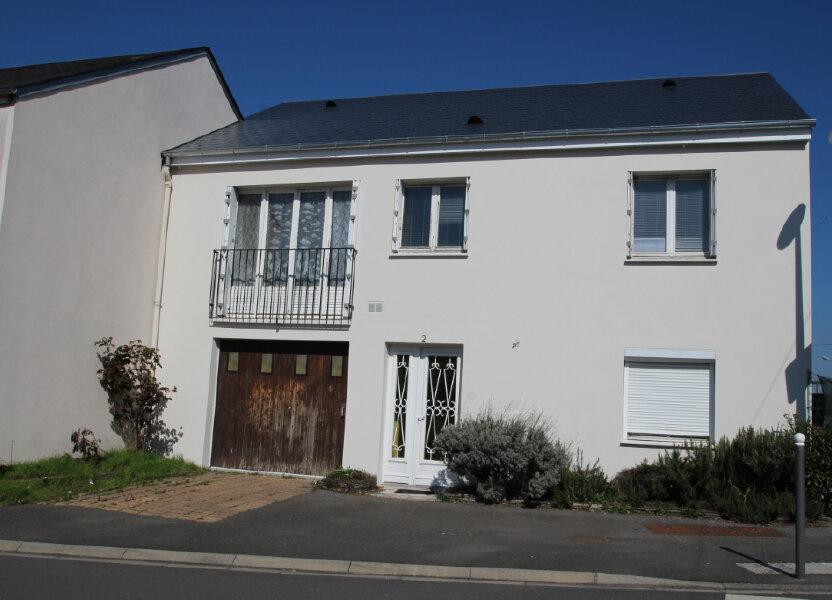 Maison à vendre 103.79m2 à Fleury-les-Aubrais