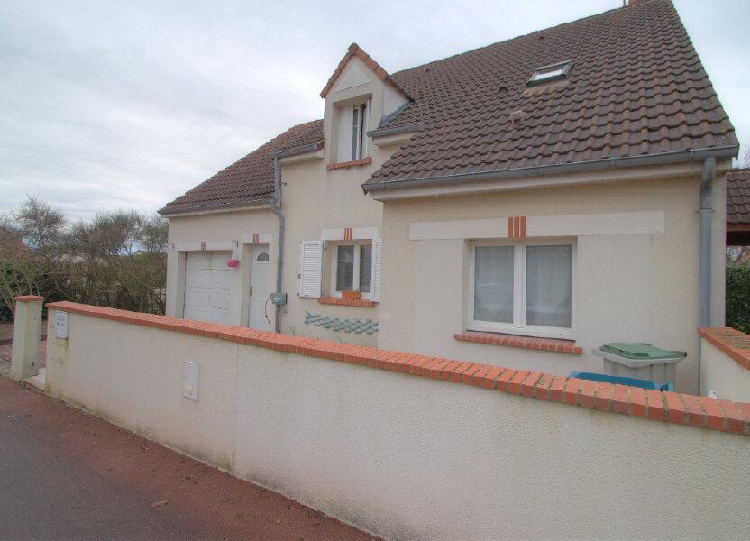 Maison à vendre 109m2 à La Chapelle-Saint-Mesmin
