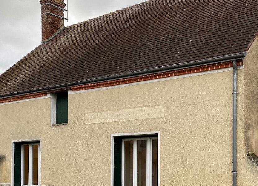Maison à louer 75m2 à Mareau-aux-Prés