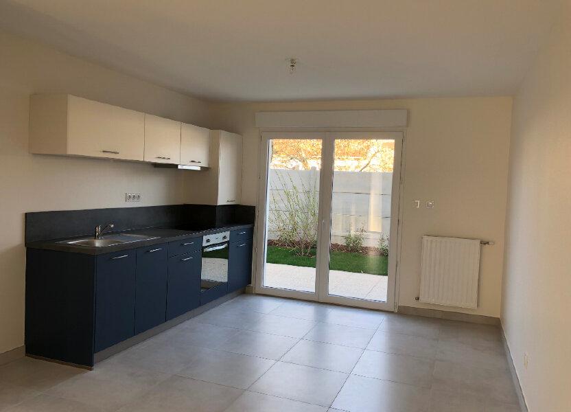 Appartement à louer 62.6m2 à Fleury-les-Aubrais
