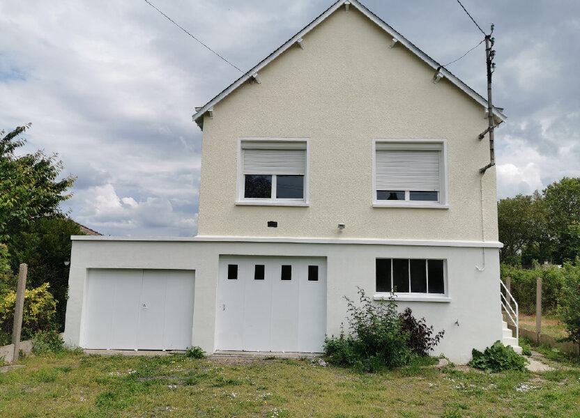 Maison à louer 70.42m2 à Saint-Pryvé-Saint-Mesmin